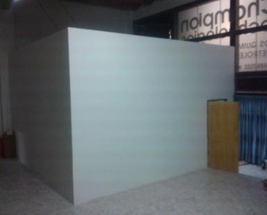Construccion Durlock Sala conferencia