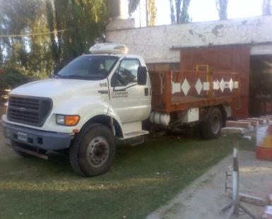 Reparacion y construccion cajas para camiones